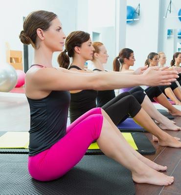 Yoga Classes Test